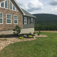 Mulching and Edging by Yeager Landscaping Pottsville PA