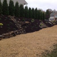 Paver instalation, Schuylkill County, PA - Yeager Landscaping
